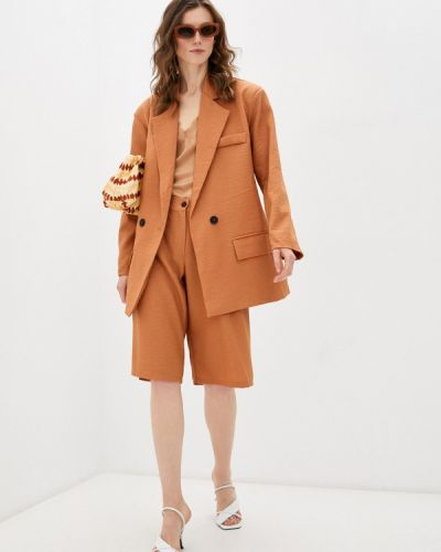 Оранжевый костюм Moki