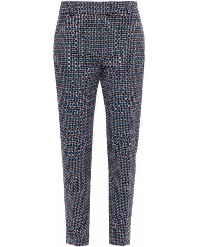 Ватные хлопковые брюки с карманами Paul & Joe