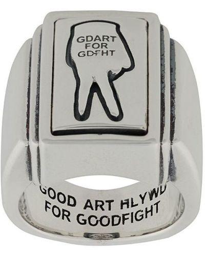 Pierścionek srebrny Goodfight