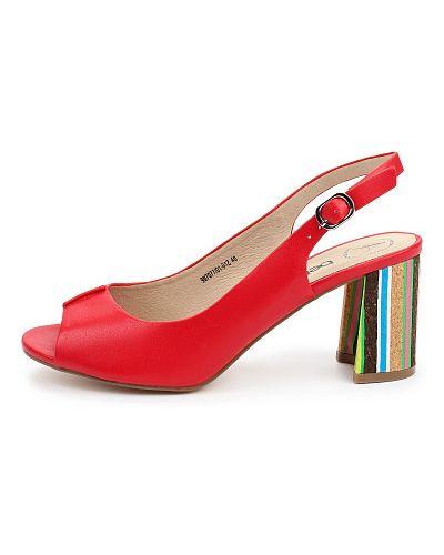 Красные босоножки Betsy