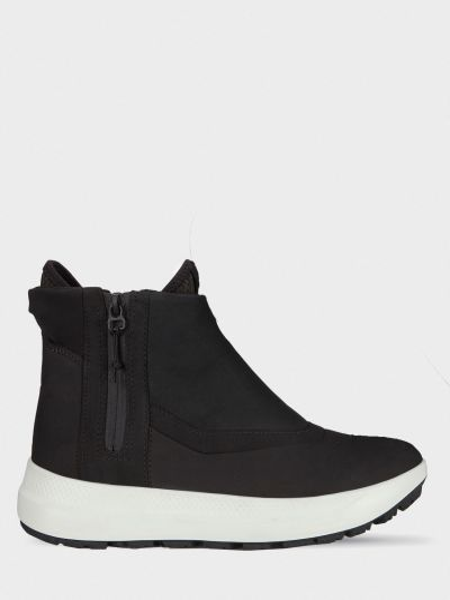Спортивные ботинки - черные Ecco