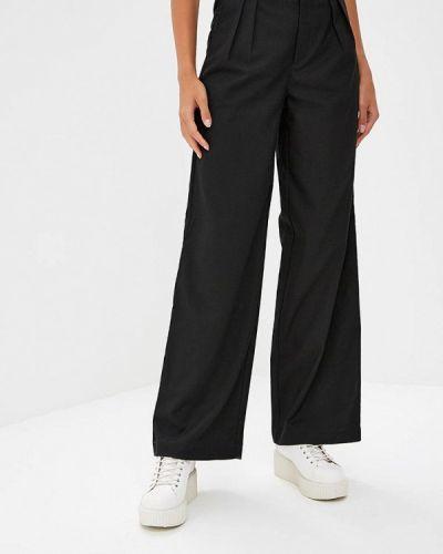Черные брюки Tom Tailor