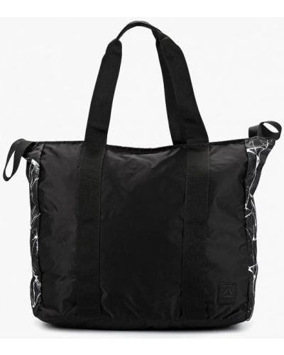Спортивная сумка черная Reebok