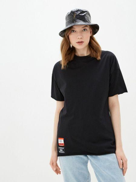 Футбольная черная футболка J.b4