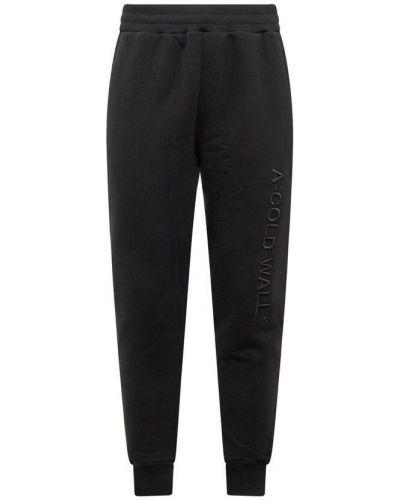 Czarne joggery A-cold-wall*