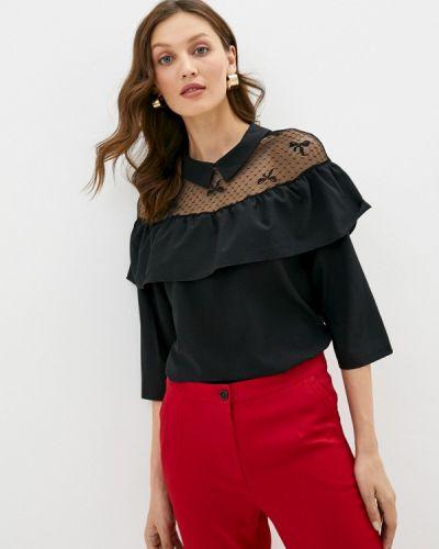 Черная блузка Am One