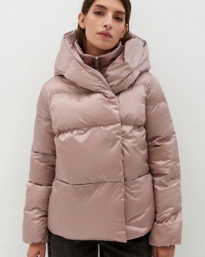 Розовая утепленная куртка Zarina