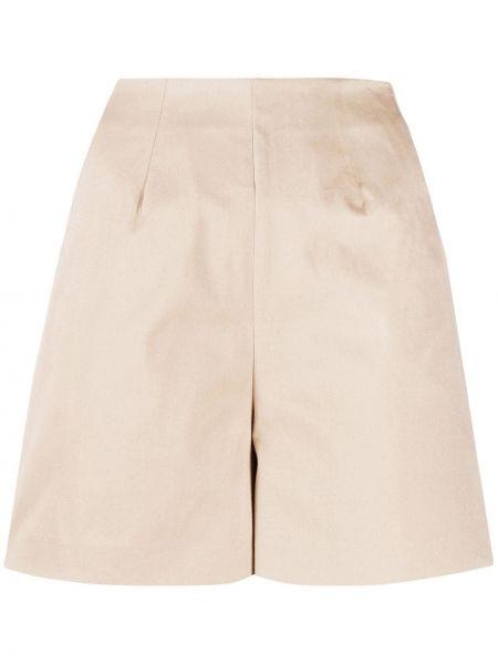 Однобортные шорты с карманами L'autre Chose