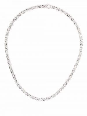 Bransoletka łańcuch srebrna Tom Wood