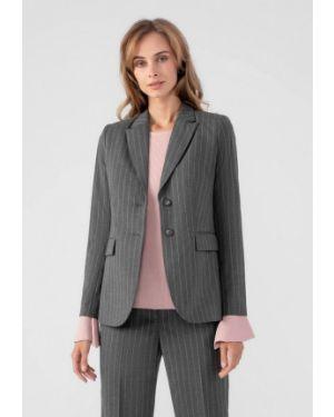 Пиджак - серый Pompa