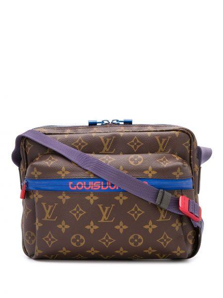 Torba crossbody z nadrukiem za pełne Louis Vuitton Pre-owned