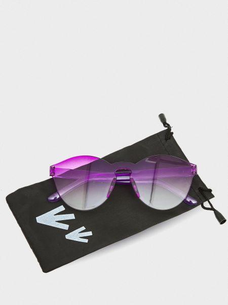 Фиолетовые очки Braska X екостежка