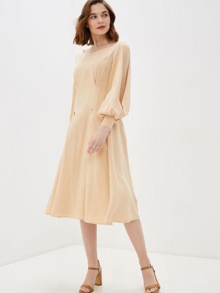 Желтое платье Cavo