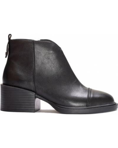 Ботинки - черные Alex Bell