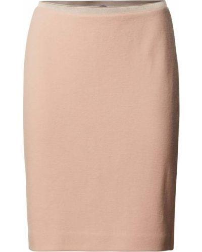Spódnica wełniana - różowa Marc Cain