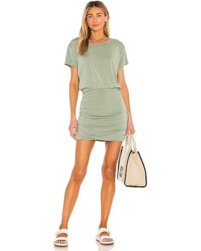 Облегающее вечернее платье - зеленое Lspace