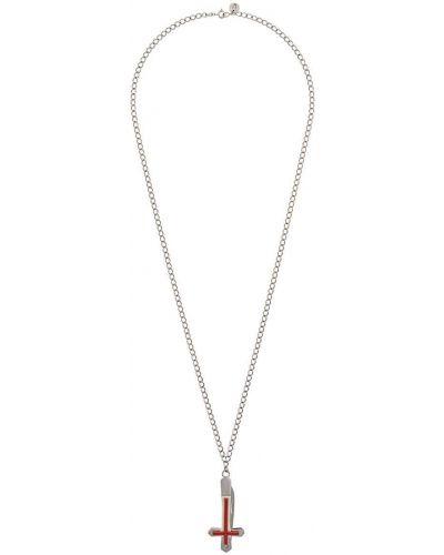 Ожерелье серебряный Undercover