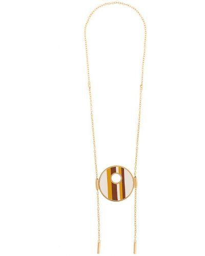 Ожерелье желтый Marni