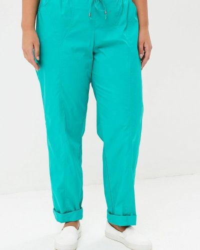 Бирюзовые брюки Svesta