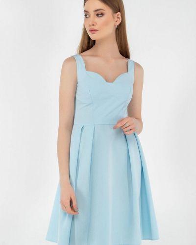 Платье - голубое Viravi Wear