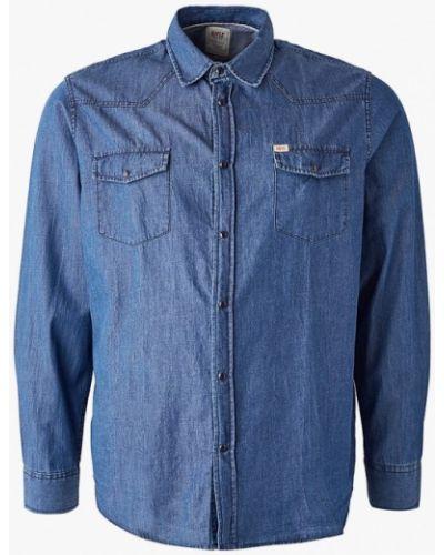 Джинсовая рубашка синий Rifle