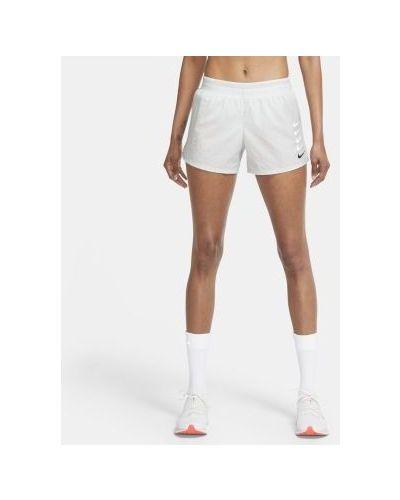 Трикотажные шорты для бега утягивающие Nike