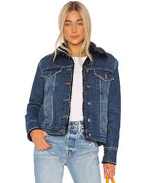 Джинсовая куртка на пуговицах турецкий Frame