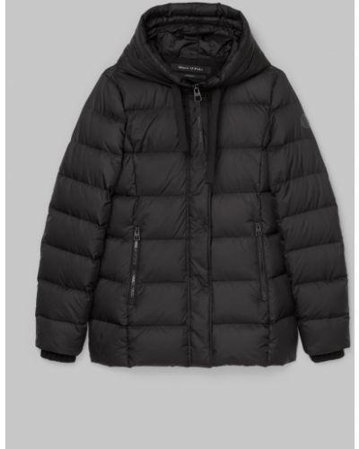 Черная куртка Marc O`polo
