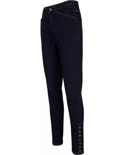 Черные джинсы стрейч Bonprix