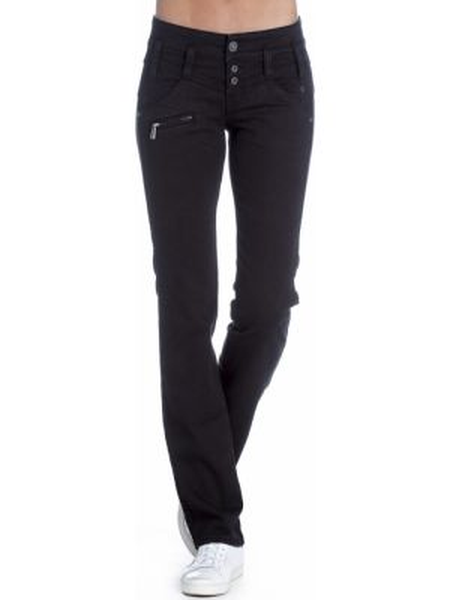 Прямые джинсы с поясом Freeman T. Porter