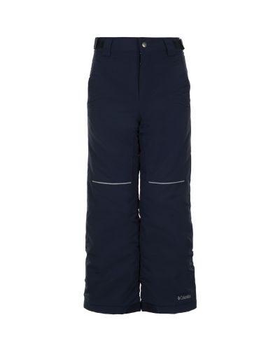 Синие брюки теплые Columbia