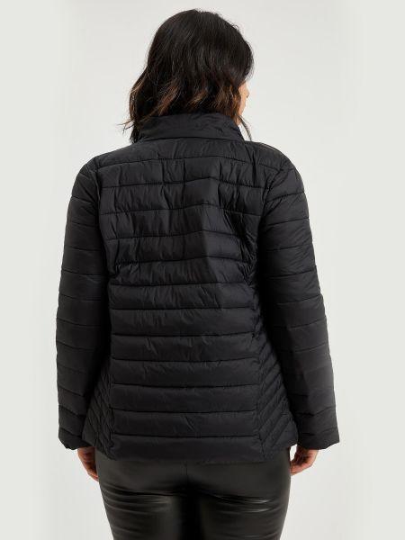 Куртка - черная Defacto