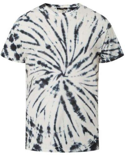 T-shirt bawełniana - biała Be Edgy