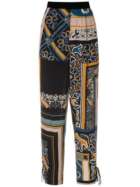 Прямые брюки Martha Medeiros