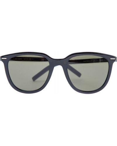 Солнцезащитные очки черные вайфареры Dior (sunglasses) Men