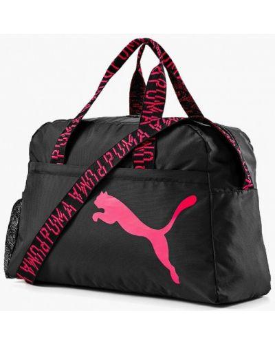 Спортивная сумка черная Puma
