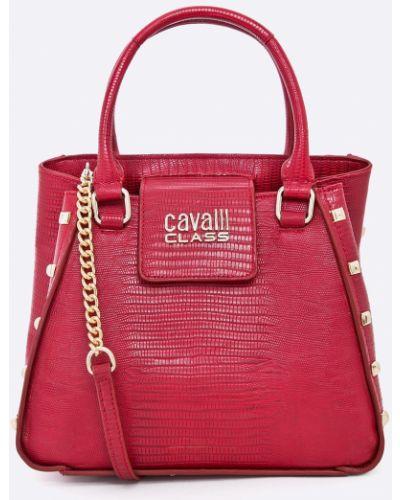 Очки металлические кожаные Cavalli Class
