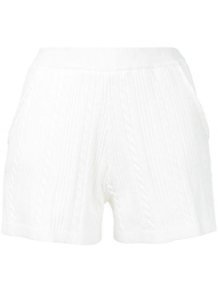 Нейлоновые белые шорты Guild Prime