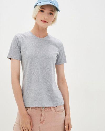 Домашняя серая футболка Wake