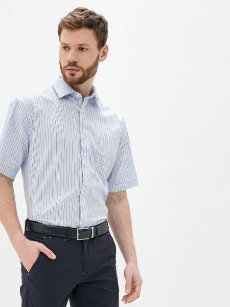 Синяя рубашка Marks & Spencer