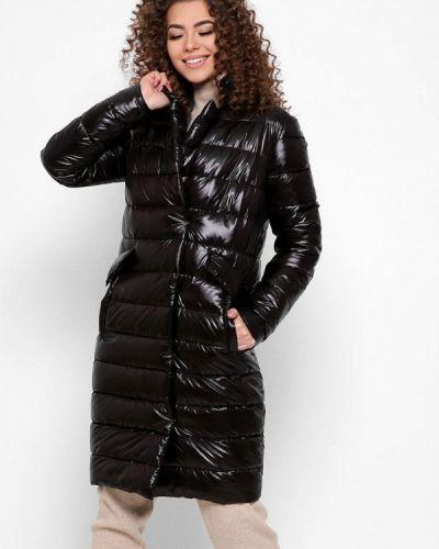Черная весенняя куртка Carica&x-woyz