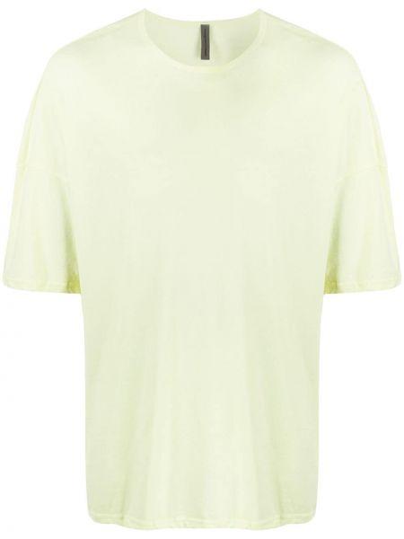 Koszula prosto żółty Attachment