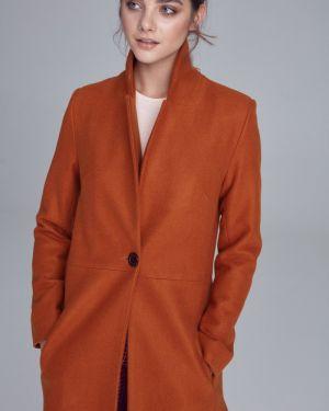 Klasyczny płaszcz od płaszcza przeciwdeszczowego wełniany Nife