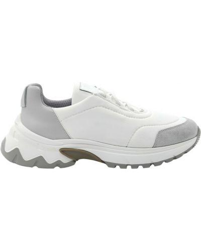 Białe sneakersy Eleventy