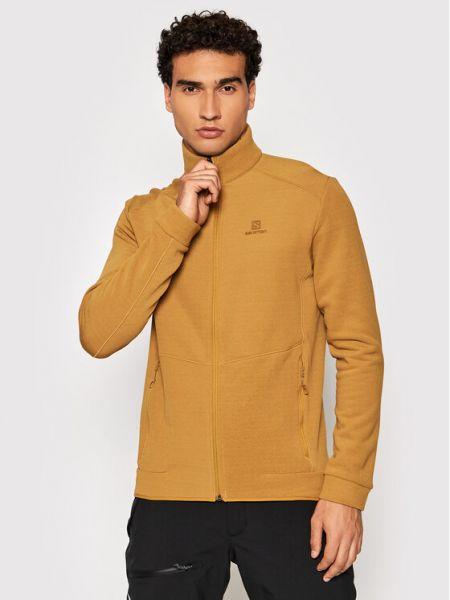 Bluza - żółta Salomon