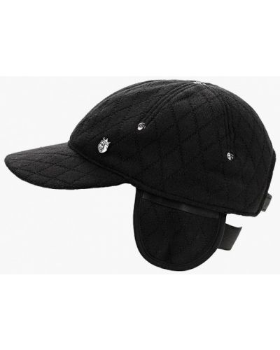 Бейсболка черная Gt Gualtiero