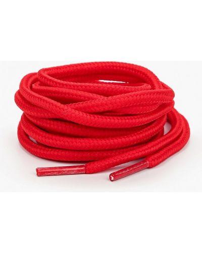 Красные шнурки на шнурках Nothing But Love