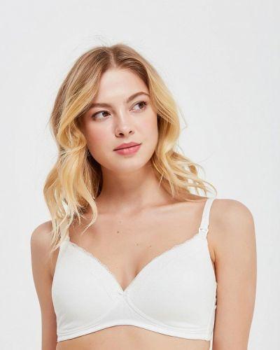 Белый бюстгальтер с плотной чашечкой Women'secret