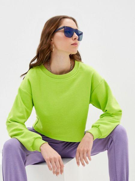 Свитшот - зеленый B.style