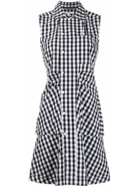 Платье на пуговицах платье-рубашка Derek Lam 10 Crosby
